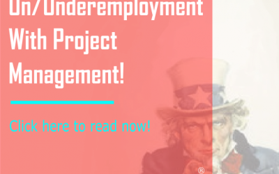 Combating MILSPOUSE Un/Underemployment With Project Management!
