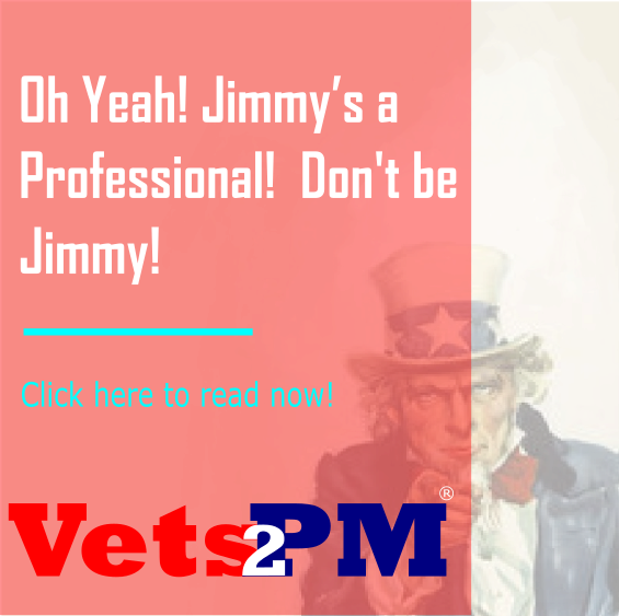 Oh Yeah! Jimmy's a Professional!
