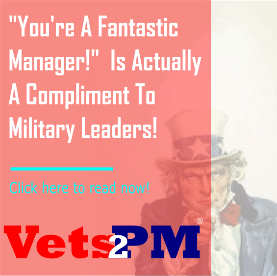 """You're A Fantastic Manager!"" Is Actually A Compliment Military Leaders!"