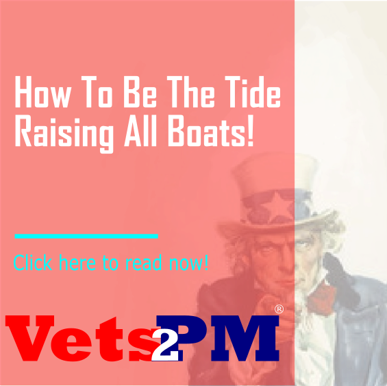 How To Be The Tide Raising All Boats!